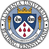 Alvernia University logo