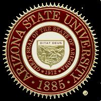 Arizona State University (ASU) logo