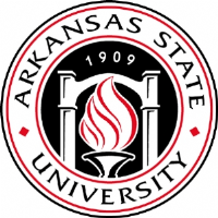 Arkansas State University (ASU) logo