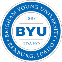 Brigham Young University (BYU) - Idaho Campus logo
