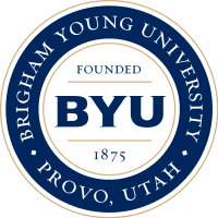Brigham Young University (BYU) logo