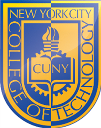 CUNY - New York City College of Technology logo