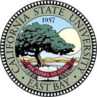 California State University - East Bay (CSUEB) logo