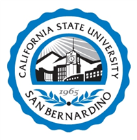 California State University - San Bernardino (CSUSB) logo