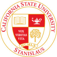 California State University - Stanislaus logo