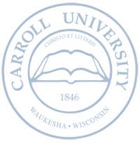 Carroll University - Waukesha, WI logo