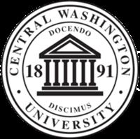 Central Washington University (CWU) logo