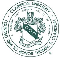 Clarkson University - Potsdam, NY logo