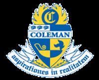 Coleman University logo