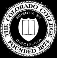 Colorado College (CC) logo