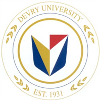 DeVry University - North Brunswick, NJ logo