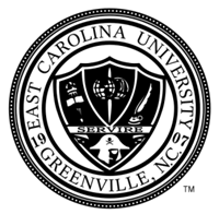 East Carolina University (ECU) logo