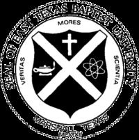 East Texas Baptist University (ETBU) logo