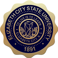 Elizabeth City State University (ECSU) logo