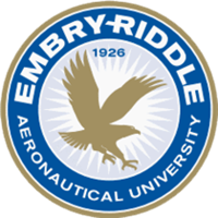 Embry-Riddle Aeronautical University (ERAU) Worldwide logo