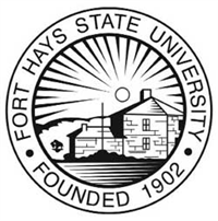 Fort Hays State University (FHSU) logo