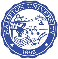 Hampton University logo
