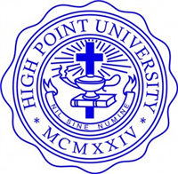 High Point University logo