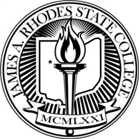 James A Rhodes State College logo