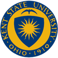 kent state university ksu logo. Black Bedroom Furniture Sets. Home Design Ideas