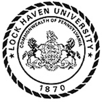 Lock Haven University logo