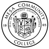 Mesa Community College (MCC) logo
