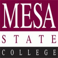 Mesa State College logo