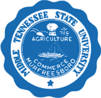 Middle Tennessee State University (MTSU) logo