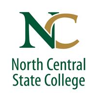 North Central State College logo