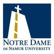 Notre Dame de Namur University (NDNU) logo