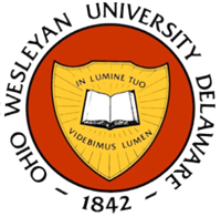 Ohio Wesleyan University (OWU) logo
