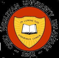 Ohio Wesleyan University (OWU) logo