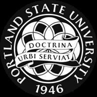 Portland State University (PSU) logo