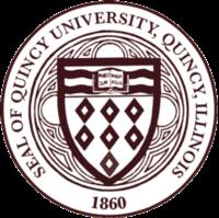 Quincy University logo