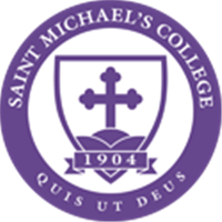 Saint Michaels College logo