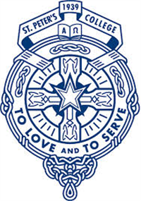 Saint Peters College logo