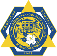Southeastern Oklahoma State University logo