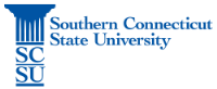 Southern Connecticut State University (SCSU) logo