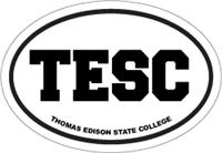 Thomas Edison State College logo