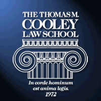 Thomas M. Cooley Law School logo