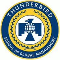 Thunderbird, The American Graduate School of International Management logo