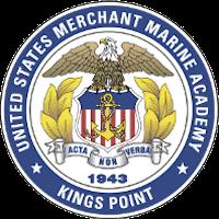 United States Merchant Marine Academy (USMMA) logo
