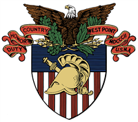 United States Military Academy (USMA) at West Point logo