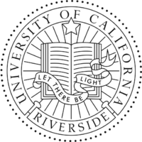 University of California - Riverside (UCR) logo