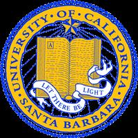 University of California - Santa Barbara (UCSB) logo