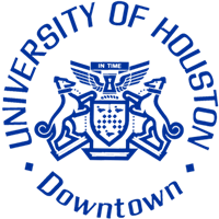 University of Houston Downtown (UHD) logo