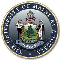 University of Maine at Augusta (UMA) logo
