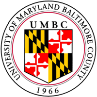 University of Maryland, Baltimore County (UMBC) logo