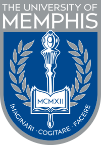 University of Memphis (U of M) logo