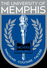 University of Memphis (U of M) logo